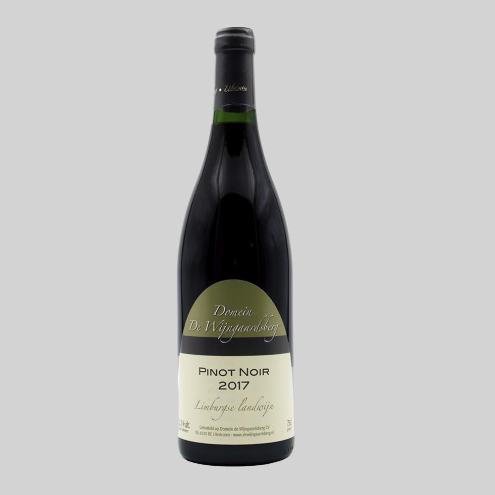 Domein de Wijngaardsberg, Pinot Noir  - 2017