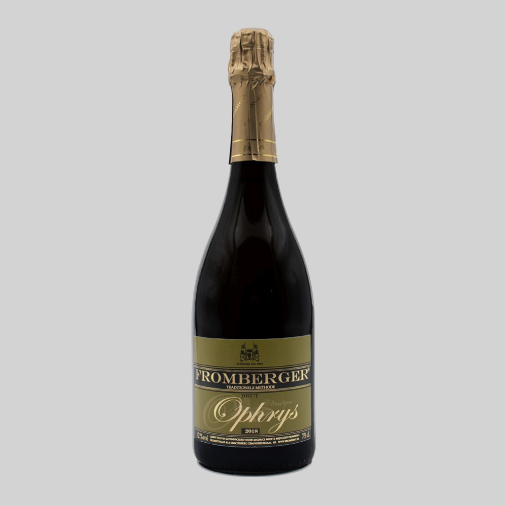 Wijngoed Fromberg, Fromberger Ophrys Brut  - 2018