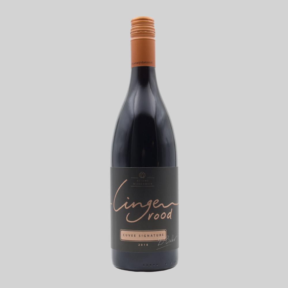Betuws Wijndomein, Linge Rood  - 2018