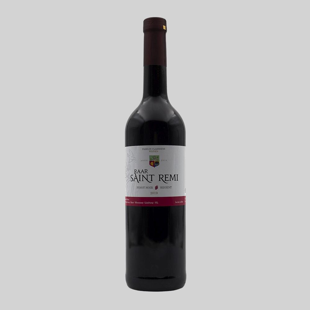 Raar Saint Remi, Pinot Noir Regent doosvoordeel - €10,00 ipv €13,95  - 2019