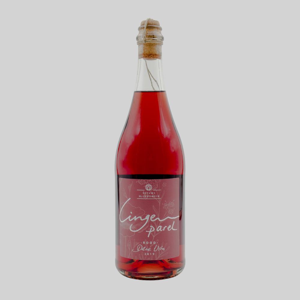 Betuws Wijndomein, Linge parel rood  - 2019