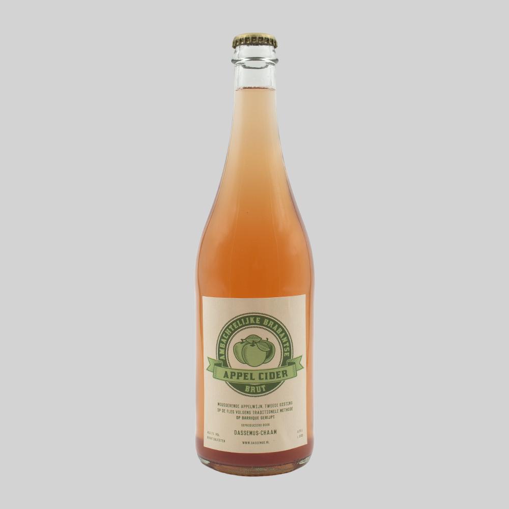 Wijngaard Dassemus, Dassemus Cider  - 2019