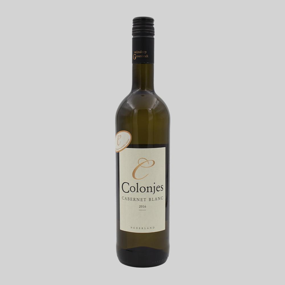 Colonjes, Colonjes Cabernet Blanc  - 2016