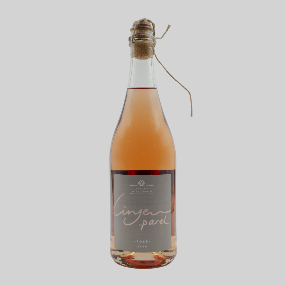 Betuws Wijndomein, LingeParel Rosé  - 2020