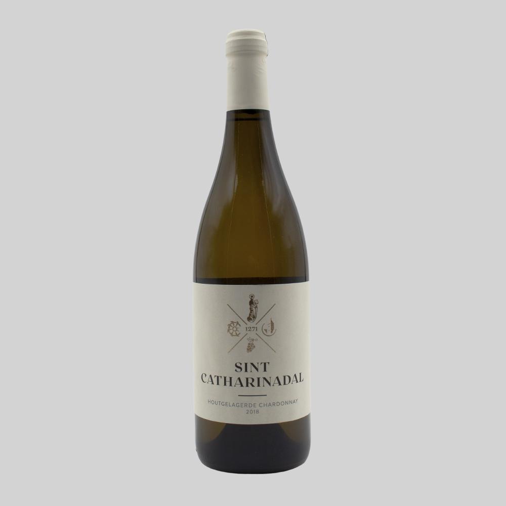 Sint Catharinadal, Houtgelagerde Chardonnay  - 2018