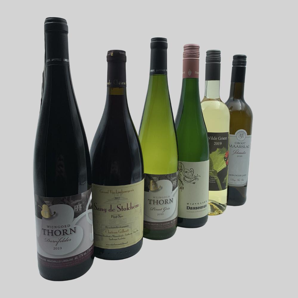 wijnwinkel bob, box Nederlandse wijn