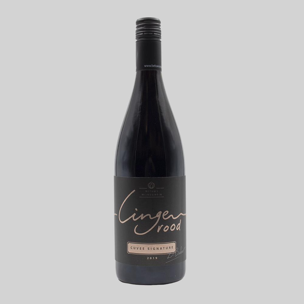 Betuws Wijndomein, Linge rood Cuvée Signature  - 2019